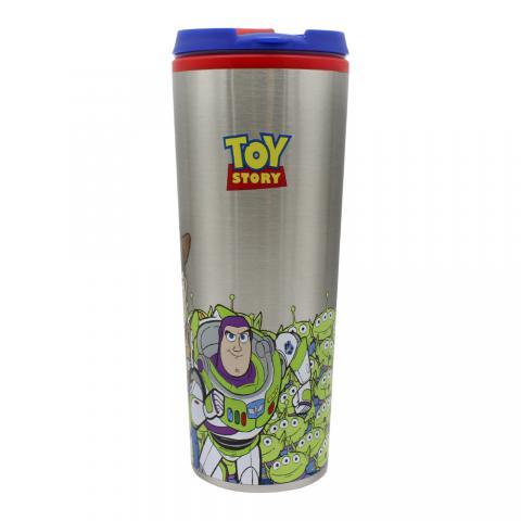 Copo Viagem Toy Story com tampa 450ml