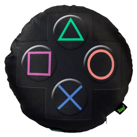 Almofada Gamer Joystick PS