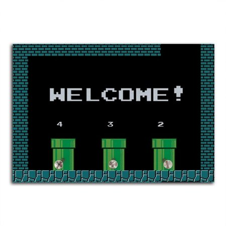 Porta Chaves Welcome! Mario