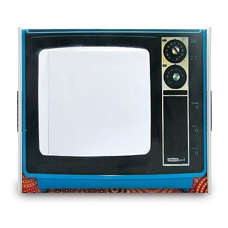 Revisteiro TV Retrô