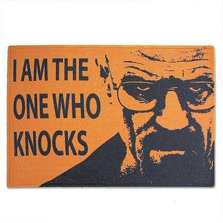 Capacho Who Knocks - 60 x 40
