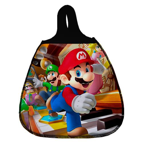 Lixinho para carro Mario Bros Mod04