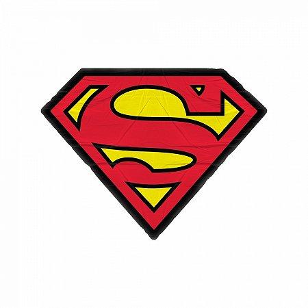 Almofada recorte DC Superman logo