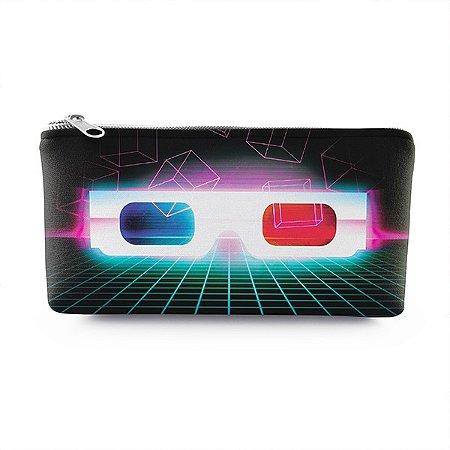 Case para Óculos 3D