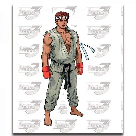 Adesivo Decorativo Ryu