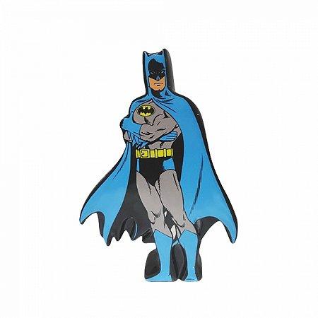 Cofre ceramica dc batman character azul 17,5 x 5 x 25 cm