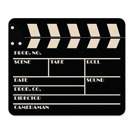 Claquete Cinema MDF
