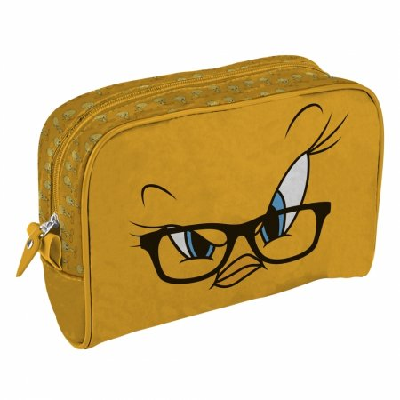 Necessaire pu looney tweety big face piu piu