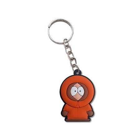 Chaveiro emborrachado cute South Park Kenny