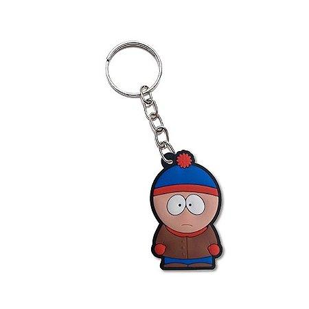 Chaveiro emborrachado cute South Park Stan