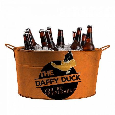 Balde de gelo looney daffy duck despicable