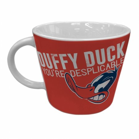 Caneca looney daffy duck despicable