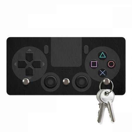 Porta Chaves Gamer Joystick PS Sonysta