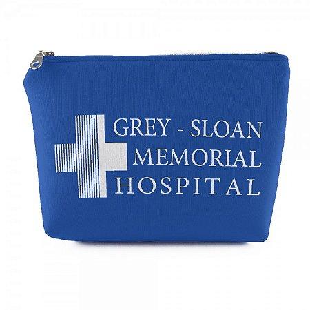 Necessaire Grey Sloan - Grande 25x20