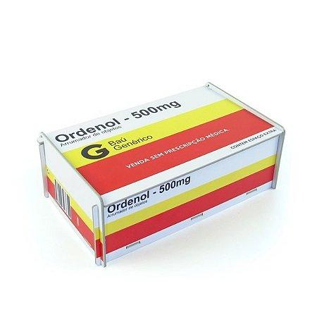Caixa de Remédios Genérico