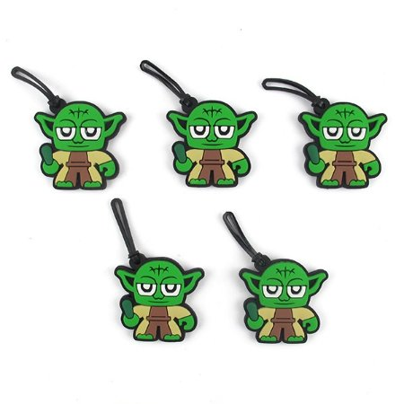 Kit Enfeites de Natal cute Yoda