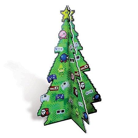 Árvore de Natal 8 bits