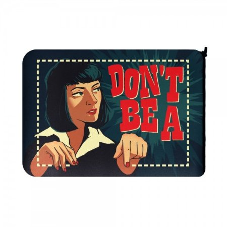 Capa para Notebook Dont Be A Square