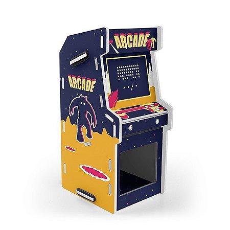 Porta Treco Arcade Invaders