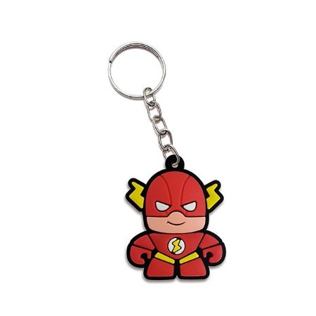 Chaveiro emborrachado Cute Flash