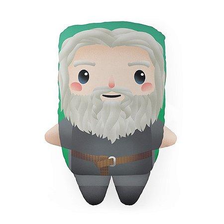 Almofada personagem Senhor dos Anéis Gandalf
