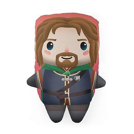 Almofada personagem Senhor dos Anéis Boromir