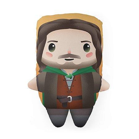 Almofada personagem Senhor dos Anéis Aragorn