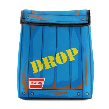 Lancheira Drop Fortnite