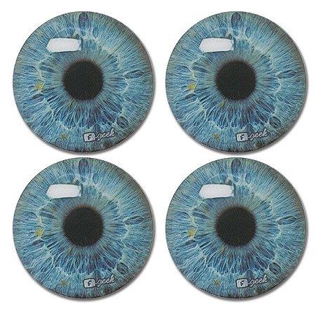 Porta Copos Olho Humano