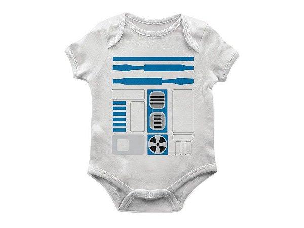 Body Bebê R2D2