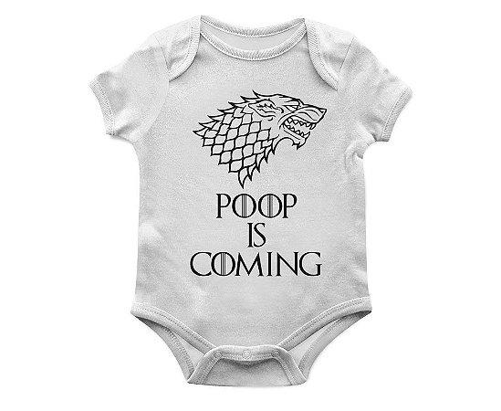 Body Bebê Poop is Coming