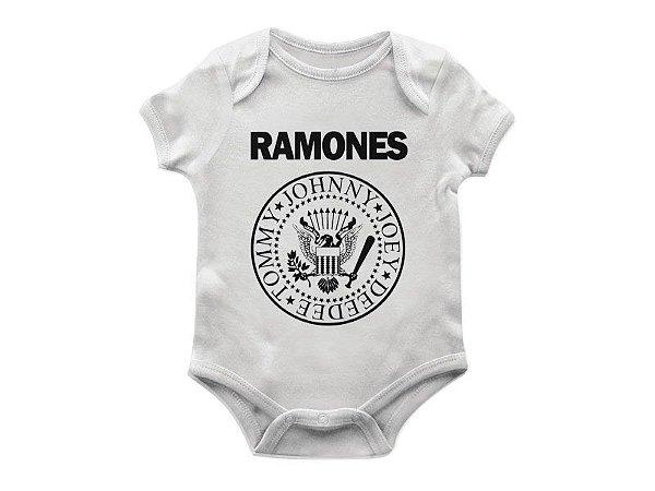 Body Bebê Ramones