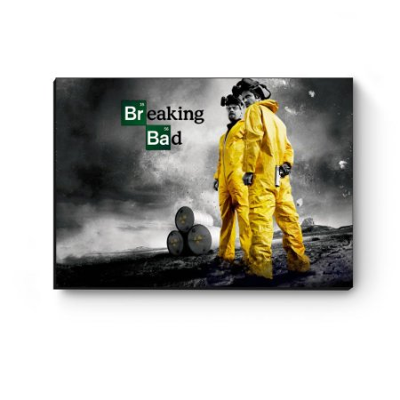 Quadro decorativo Breaking Bad Deserto