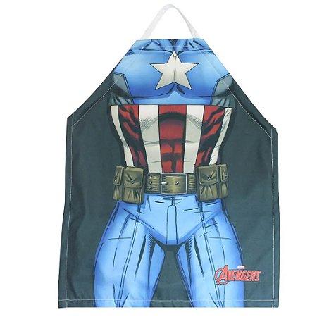 Avental Capitão América Vingadores