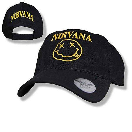 Boné Nirvana Smile