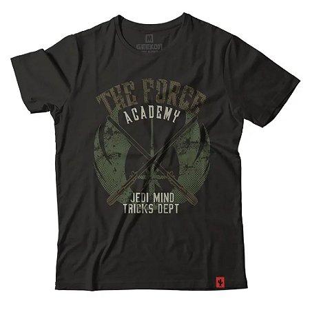 Camiseta Star Wars Jedi The Force Academy