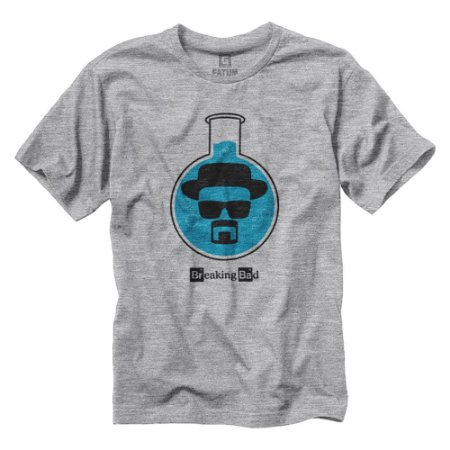Camiseta Breaking Bad Heinsenberg