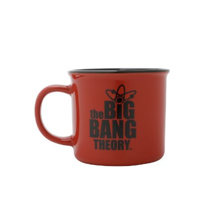 Caneca porcelana Big Bang Theory Game night - 380ml
