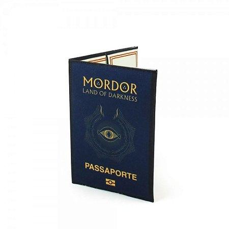 Porta Passaporte Mordor