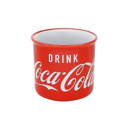 Caneca Porcelana Coca-Cola