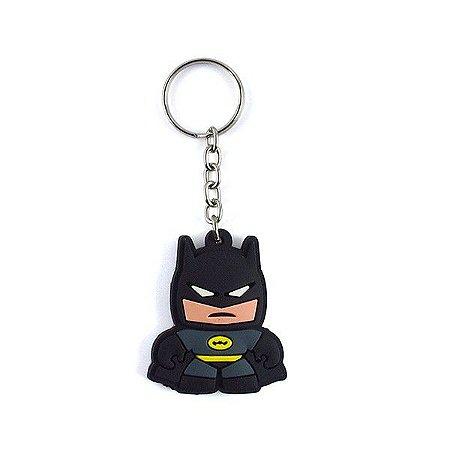 Chaveiro emborrachado Cute Batman