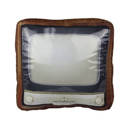 Almofada Porta Tablet Formato TV