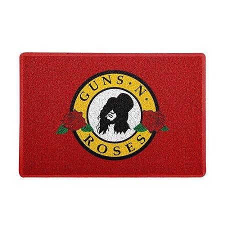 Capacho 60x40cm Vinil Guns N Roses Slash