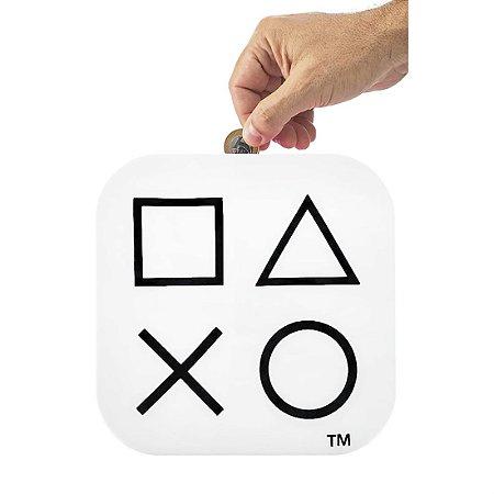Cofre Playstation Branco