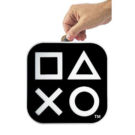 Cofre Playstation Preto