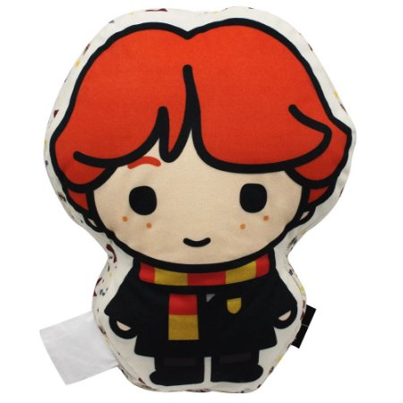 Almofada Formato Ron Weasley Harry Potter