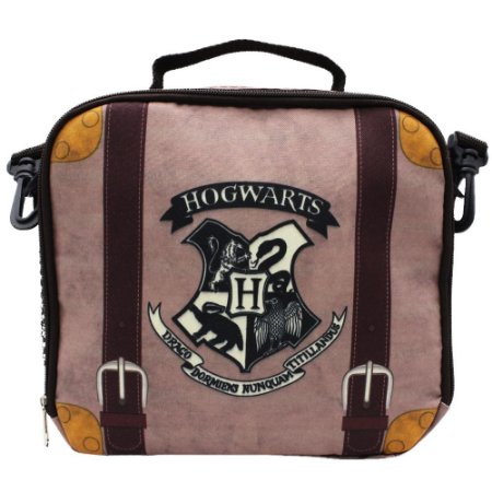 Lancheira Térmica Harry Potter Hogwarts