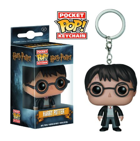 Chaveiro Pocket Funko Harry