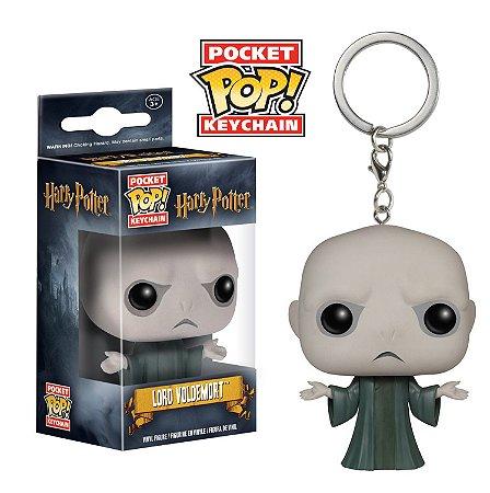 Chaveiro Pocket Funko Lord Voldemort