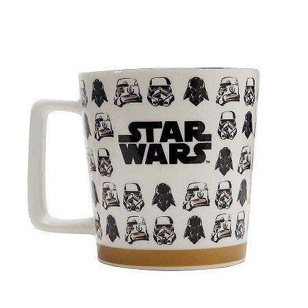 Caneca Buck 400ml Star Wars Stormtroopers